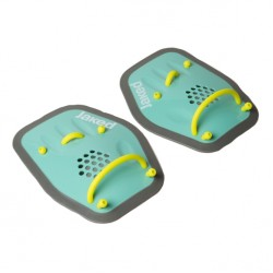 BOOST SWIMMING PADDLES JAKED - albastru marin