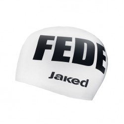 Casca inot Jaked adult FEDE - alb